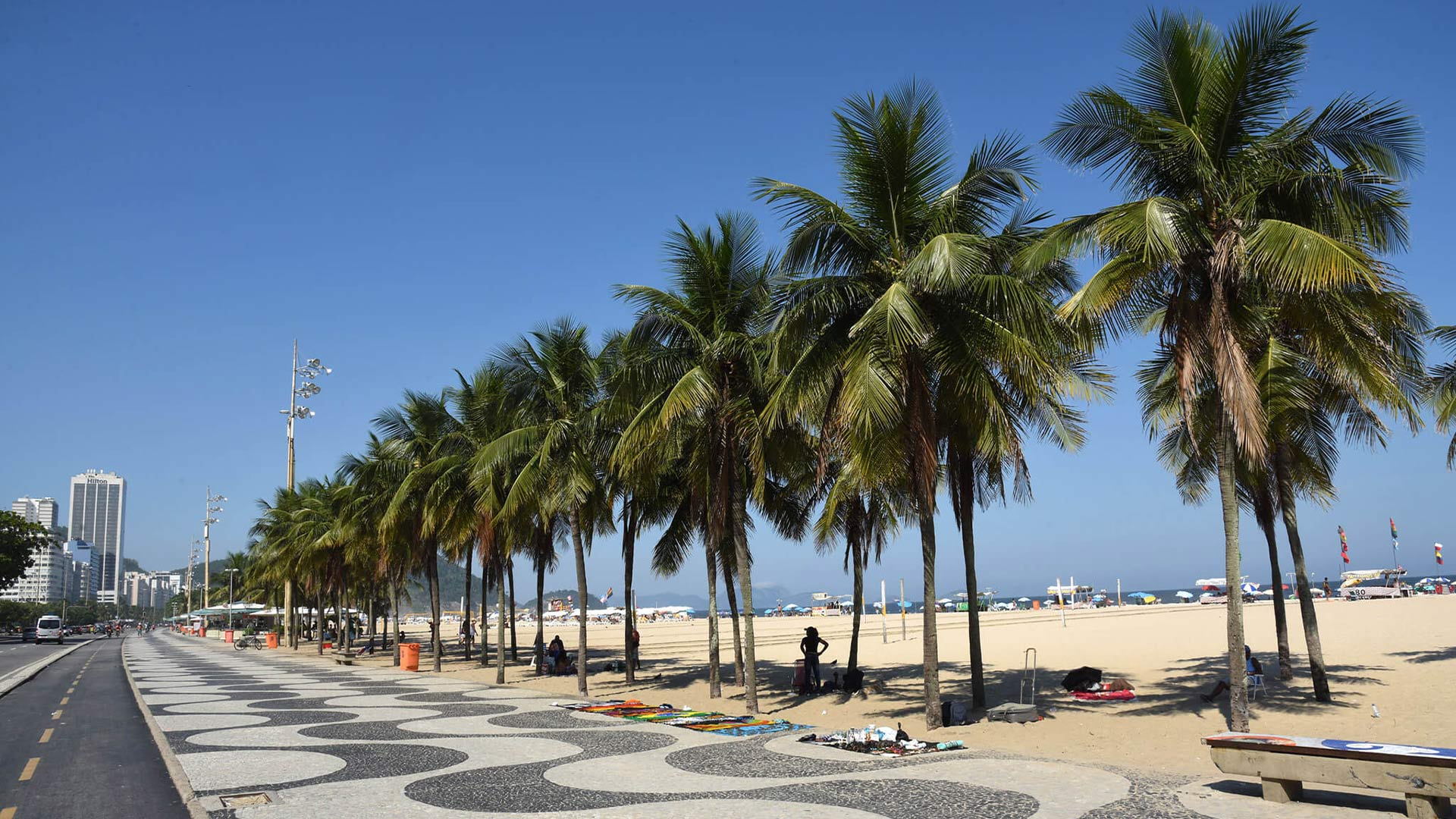 Phocalize Copacabana Brasil